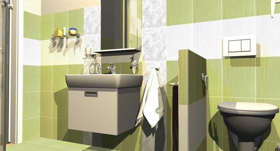 Rekonstrukce, přestavba koupelny, bytu a bytových jader