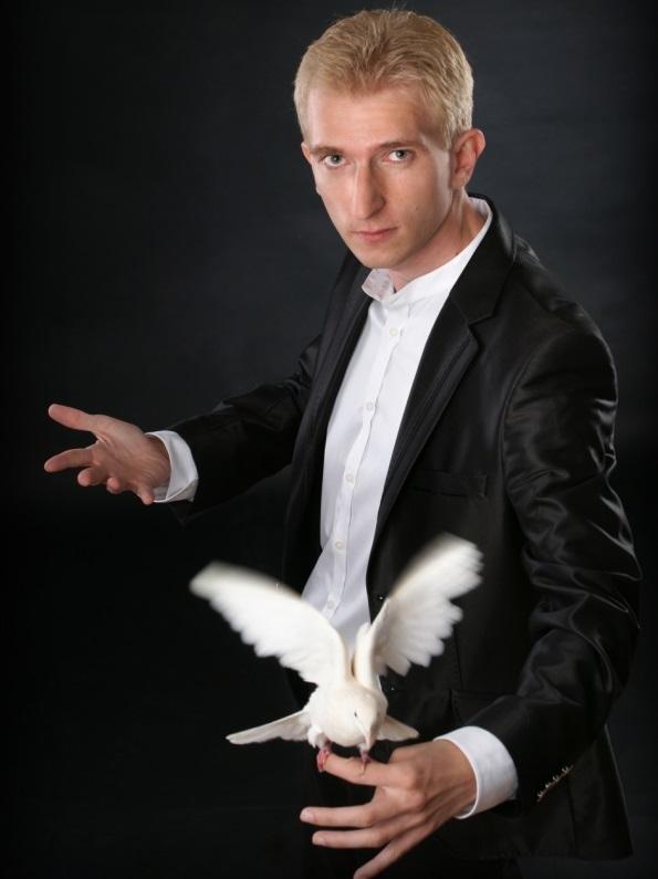Kouzla a magie, kouzelník, České Budějovice