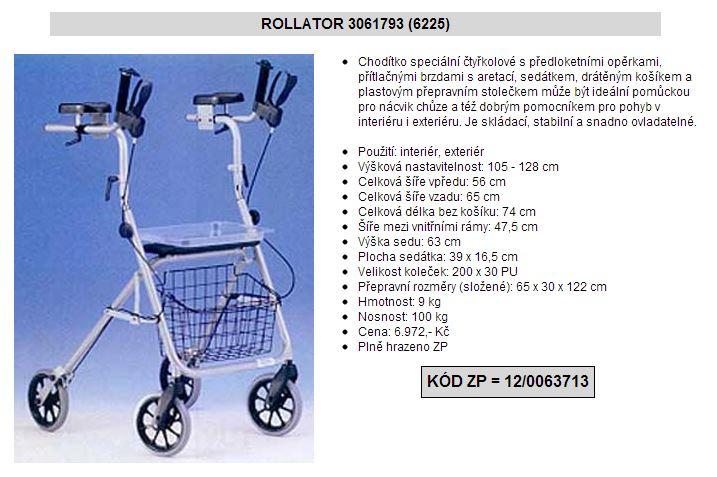 Prodej a servis invalidních vozíků Tábor