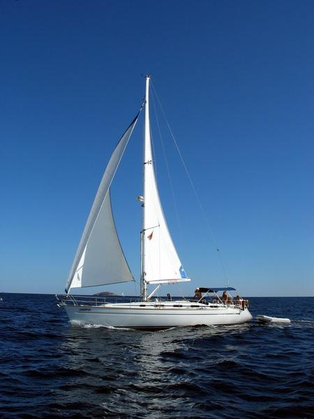 Dovolená na jachtě, pronájem plachetnic, námořní jachting