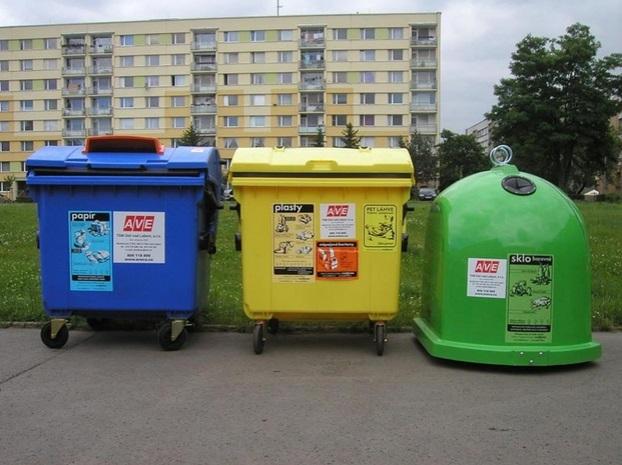 Pravidelný odvoz směsného komunálního odpadu, údržba městských komunikací Praha