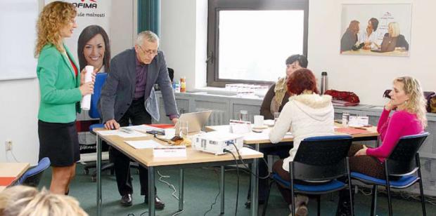Personální poradenství, rekvalifikační kurzy, školení pro firmy Zlín