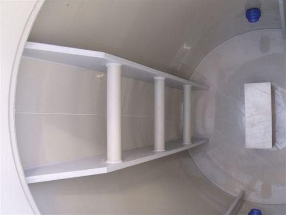 Vodoměrné šachty, nádrže, výroba z polypropylenu Násedlovice, Hodonín