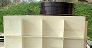 výroba z polypropylenu Násedlovice, Hodonín