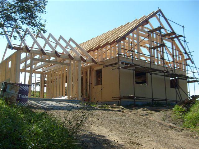 Výstavba dřevostaveb Zlín