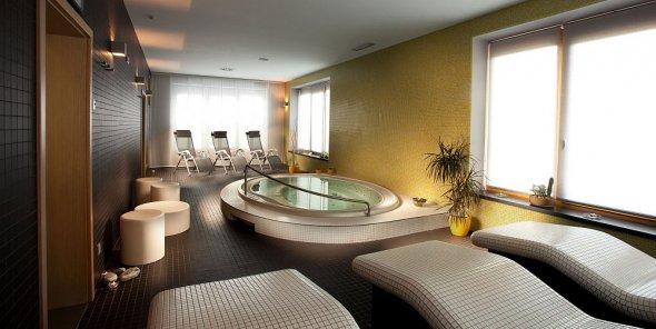 Wellness hotel Bořetice