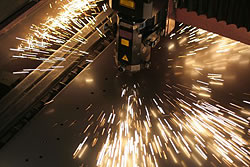 řezání laserem Brno