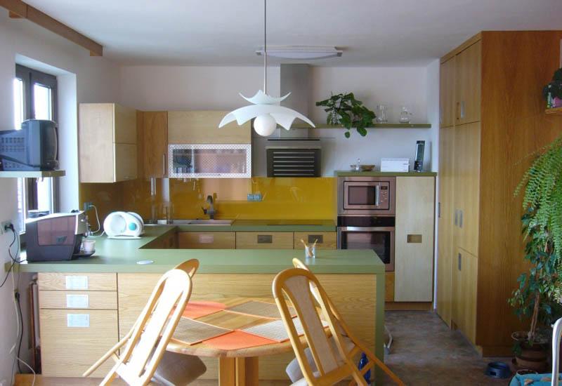 Truhlářské práce, výroba kuchyňských linek, Znojmo