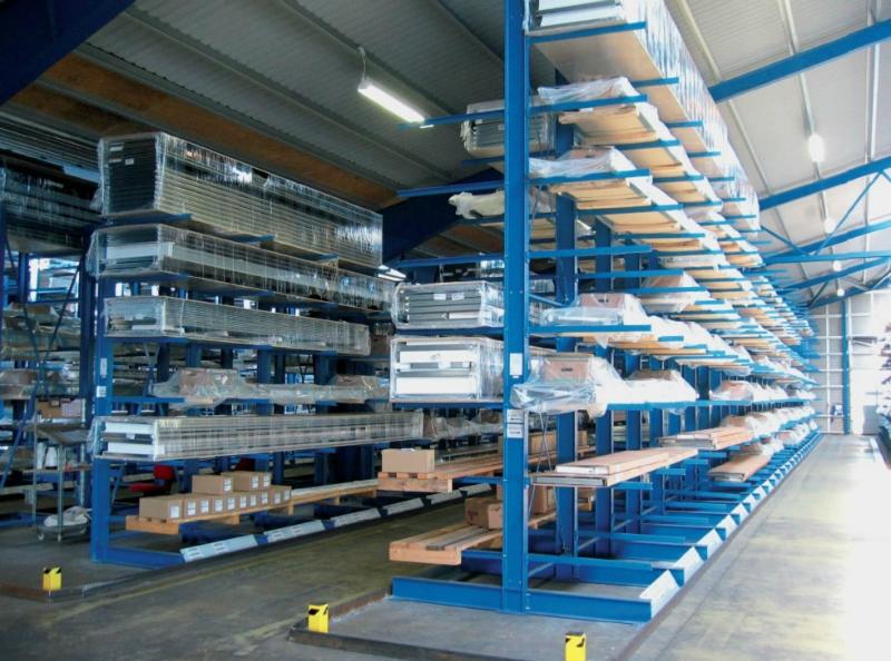 Production of mobile, movable, pallet, cantilever racks, the Czech Republic