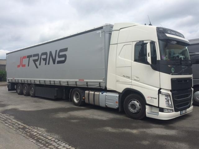 Mezinárodní, vnitrostátní, nákladní kamionová doprava, profesionální spedice