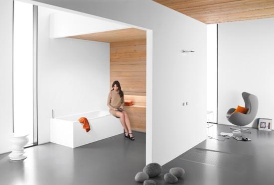 Koupel v tónech - Kaldewei CS, s.r.o.