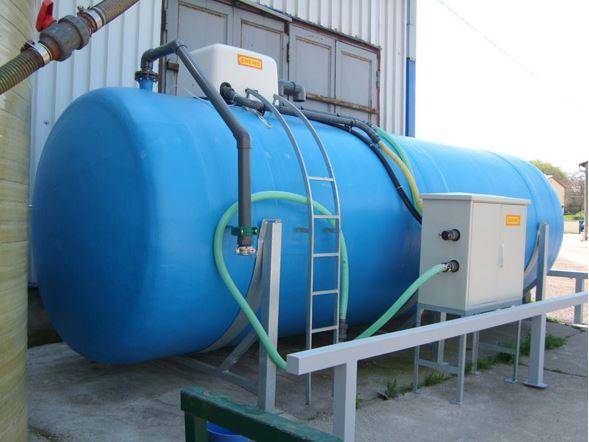 Vybavení pro čerpací stanice