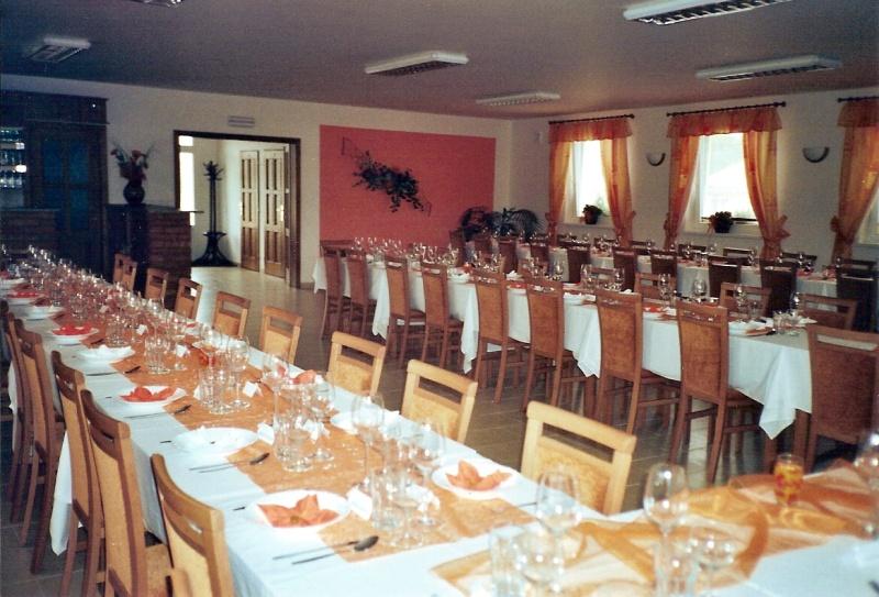 Pronájem školící místnosti ve Velkých Pavlovicích