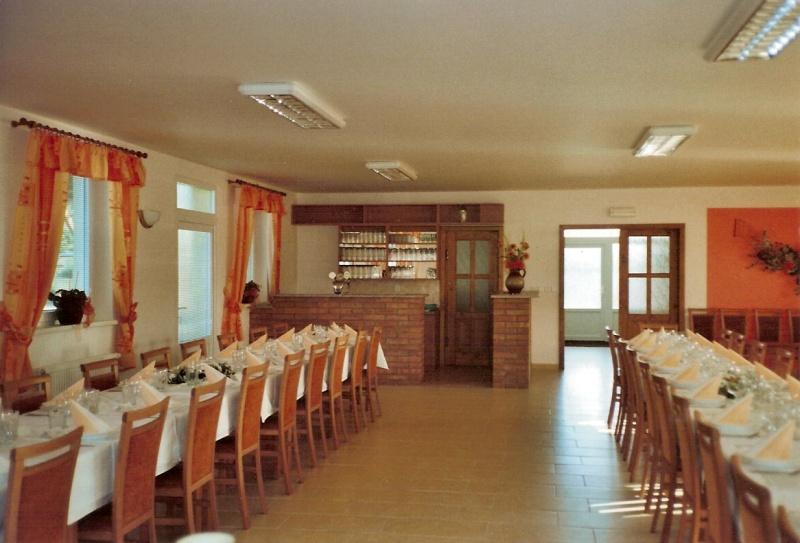 prostory ke školení Velké Pavlovice