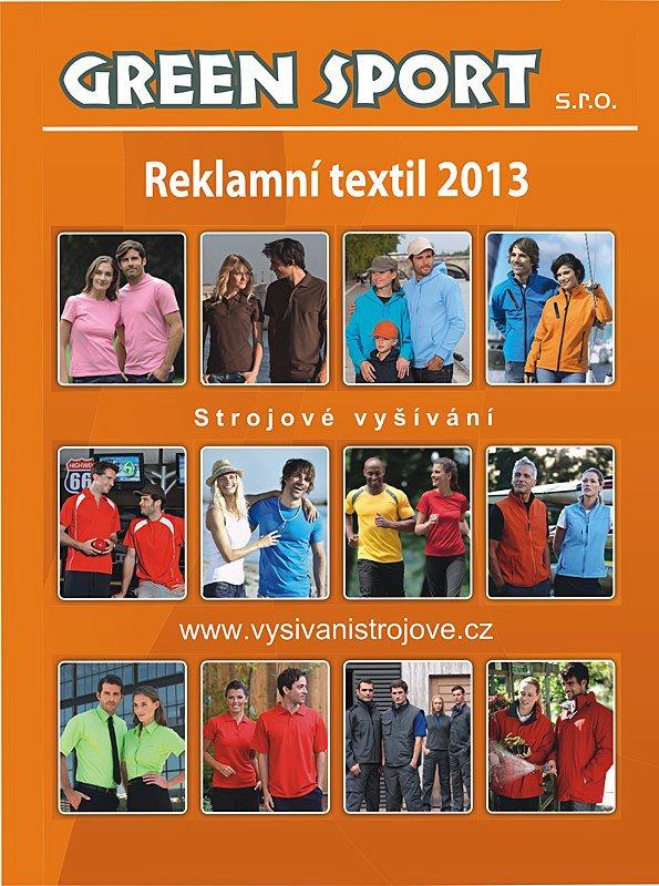 Prodej reklamního a pracovního textilu Zlín, Kroměříž