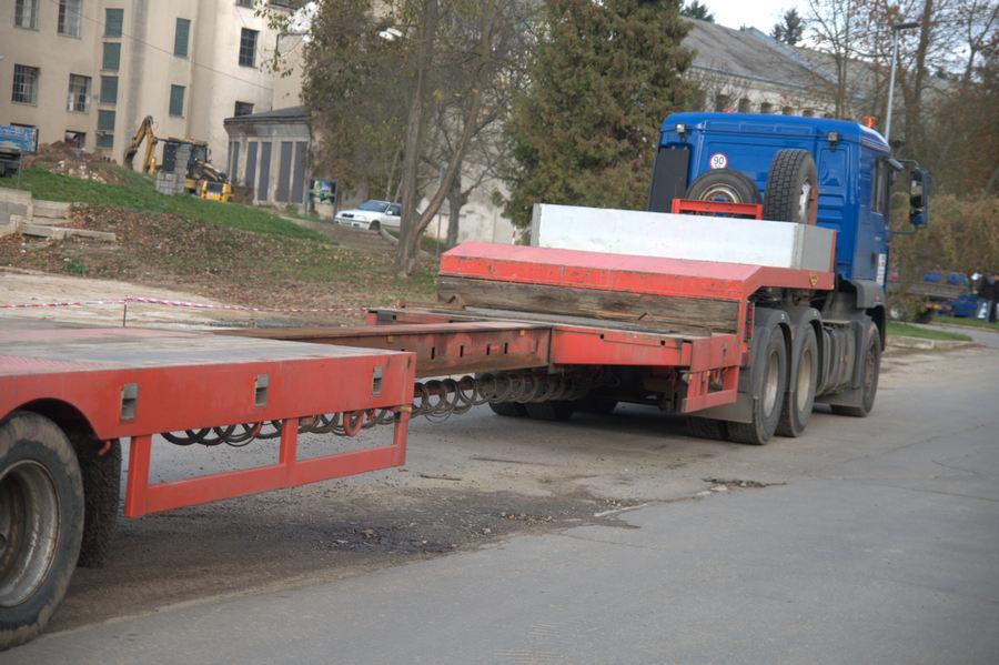 montážní plošiny k práci ve výškách Třebíč