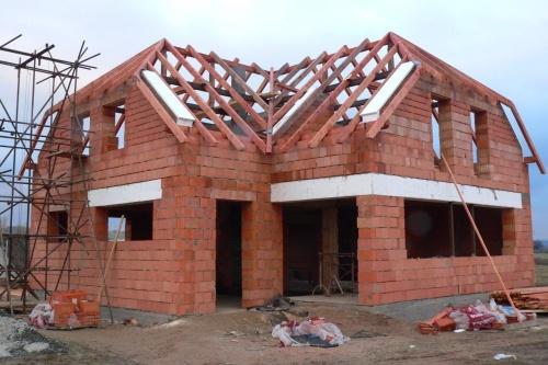 stavby rodinných domů na klíč Vyškov
