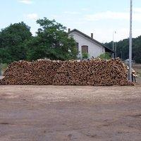Dřevo na prodej - kvalitní palivové dřevo na topení - suché i polosuché dřevo