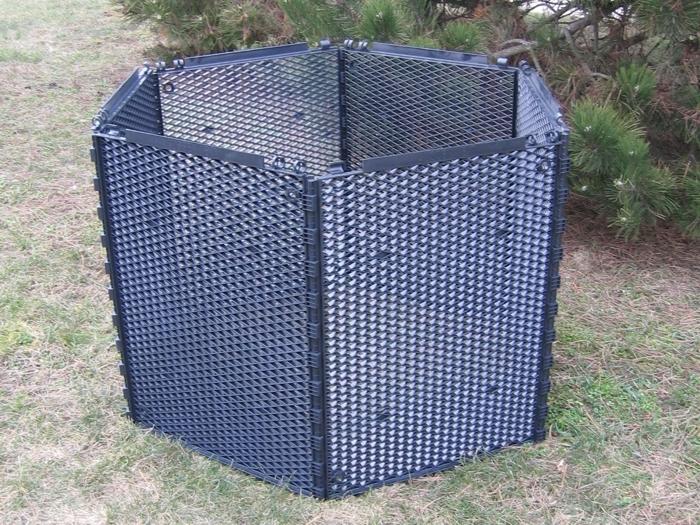 Plastové kompostéry pro odpady z kuchyně, zahrady Zlín, Hradiště