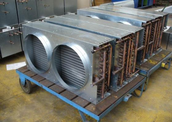 Klimatizace, vzduchotechnika, kondenzátory, výměníky, Příbram