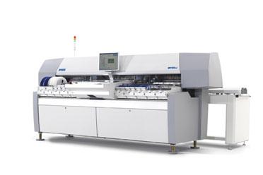 Technologie pro elektronický a elektrotechnický průmysl, flexibilní osazovací automaty Blansko