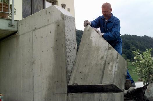 Vyřezávání, řezání betonu, stěnová pila Hilti Šumperk, Zábřeh