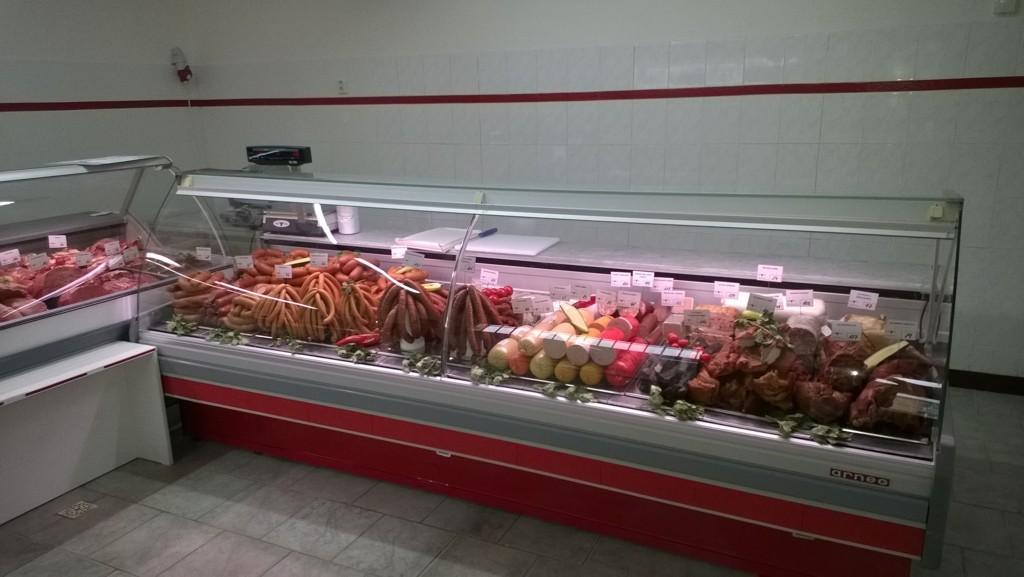 Pultový prodej masa Chomutov