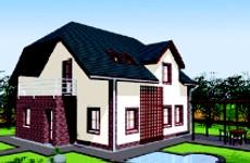 Projekce staveb, dodavatel novostaveb, rodinné domy Brno