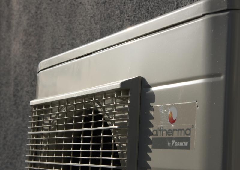 Tepelné čerpadlo vzduch-voda