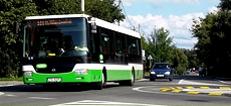 Autobusová doprava, přeprava osob vnitrostátní, mezinárodní - pronájem autobusů