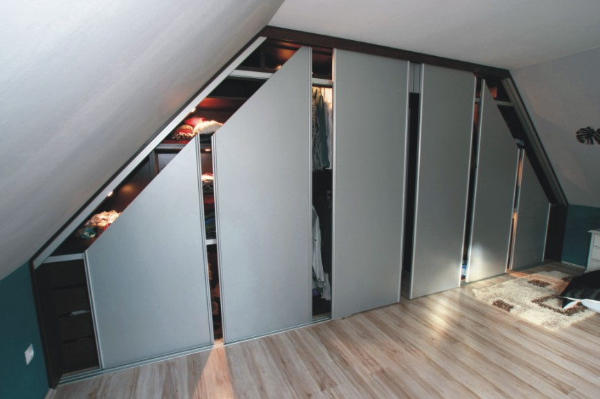 Moderní kuchyňské linky, vestavěné skříně na míru Přerov, Holešov