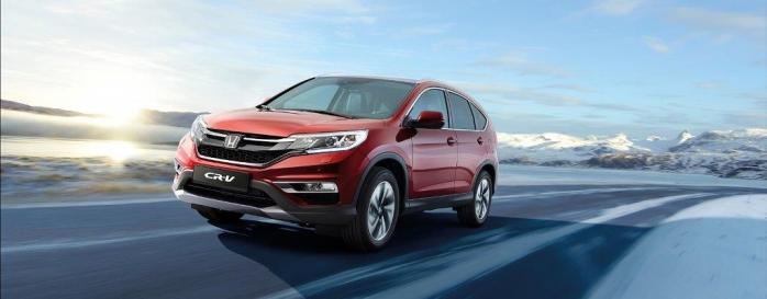 autorizovaný prodej Nová Honda CRV