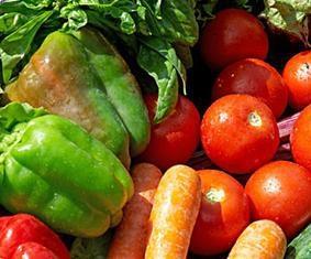 Regionální ovoce a zelenina ze Zlínska