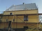 Profesionální zateplení domu, střechy, podkroví, staveb
