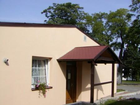 Ubytování v penzionu s venkovním bazénem na jižní Moravě