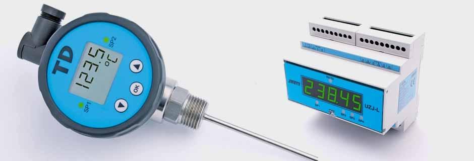Programovatelné převodníky, digitální jednotky, senzory - eshop