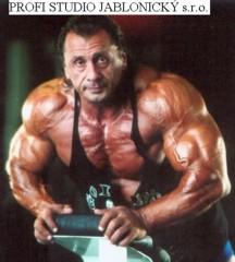 tréninkový plán pod vedením Pavla Jablonického