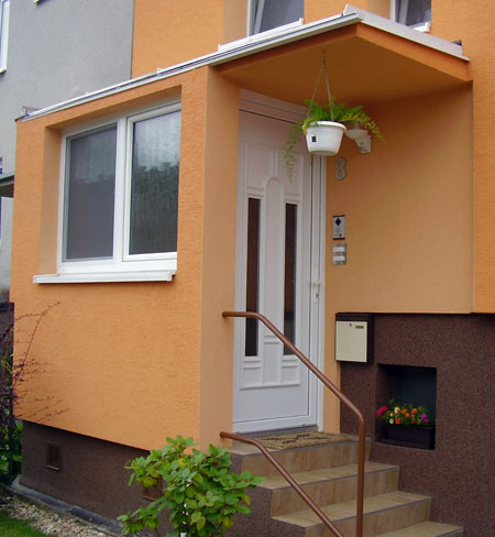 plastové okna a dveře Brno