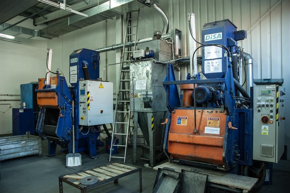 Antikorozní úprava kovů