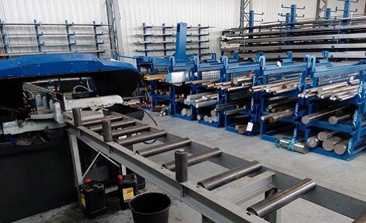 Hutní materiály z konstrukční oceli Opava - široký sortiment