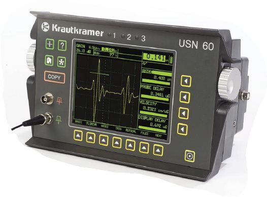 Ultrazvukové zkoušky pro průmyslové využití - UT metoda - největší dosah se všech NDT metod