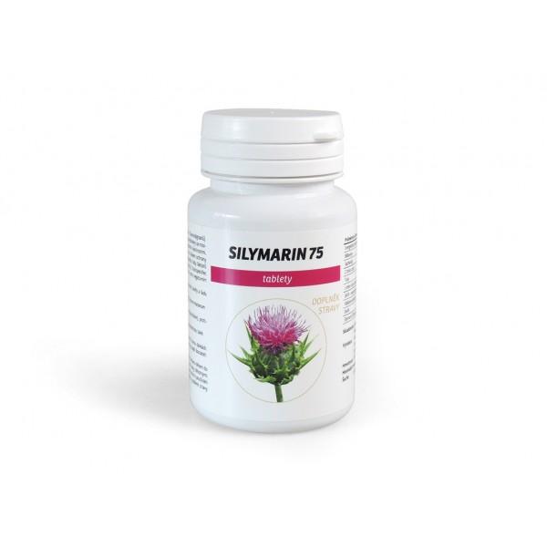 Silymarin75; to nejlepší z ostropestřce mariánského v tabletách.