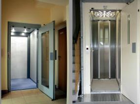 Modernizace a rekonstrukce výtahů Opava
