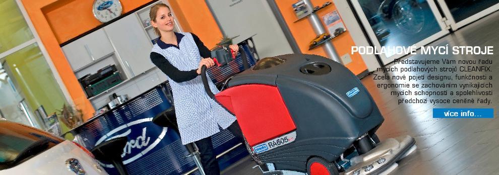 Prodej a servis švýcarských čistících systémů