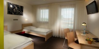Ubytování v hotelu Bořetice  - příroda a  nádherný výhled