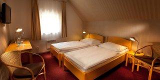 Ubytování v hotelu v Bořeticích