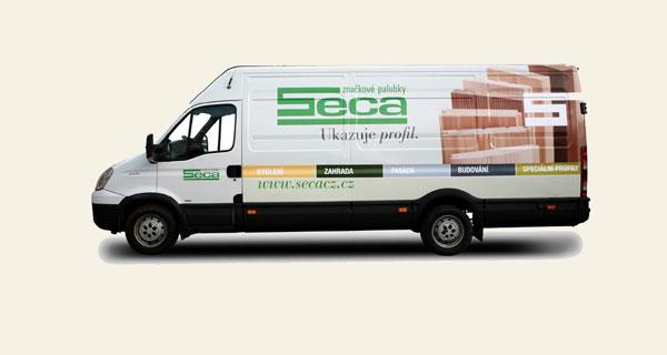 SECA palubky a podlahy online - nový eshop