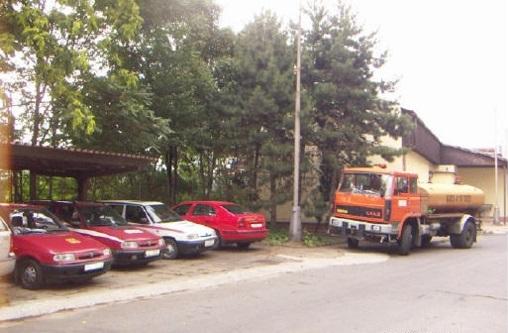 požární hlídky a dozor Praha
