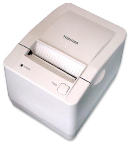 Toshiba-tiskárny čárových kódů