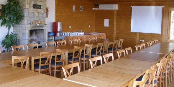 konferenční místnost Bořetice